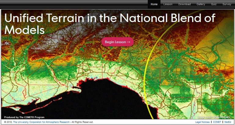 Errores Asociados Con El Uso De Topografías Incoherentes En Los Análisis De Mesoescala En Tiempo Real