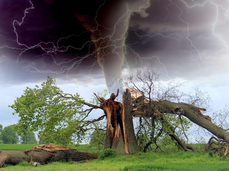 Tornado in Deutschland