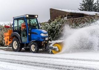 Erster Schnee bis ins Flachland! Legt nun der Winter los?