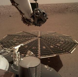 Escucha el viento marciano