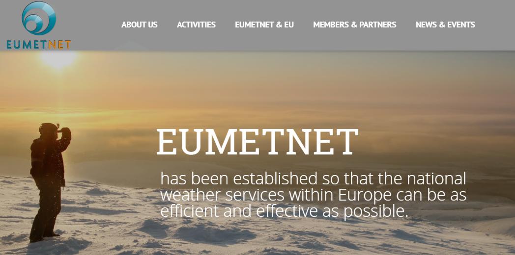 España apoya a EUMETNET