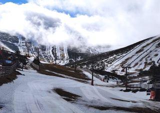 España: cierran pistas de esquí como consecuencia del cambio climático