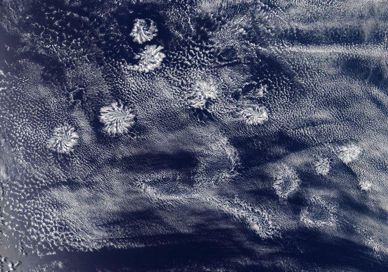 Nube actinoforme
