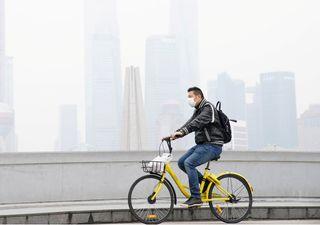 ¿Está disminuyendo la contaminación por la cuarentena en China?