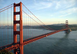 Motivo del extraño sonido del puente Golden Gate