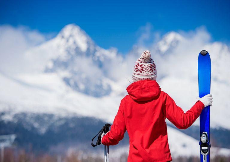 temporada de esquí