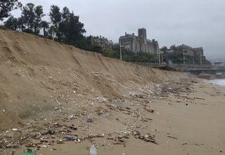 ¿Están en peligro nuestras playas?