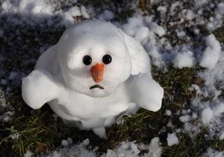 Este episodio de nevadas ni confirma ni desmiente el cambio climático