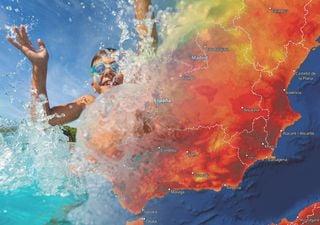Vuelven los planes de playa y piscina, fin de semana con 35 ºC