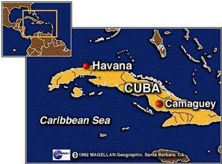 Estudio de la granizada en Las Tunas, Cuba: radar