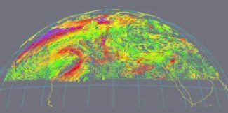 Eumetsat Amplia El área De Rápida Exploración De Meteosat, Rss