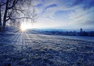 Evento de frio tardio e intenso na transição para Novembro