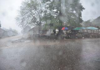 Eventos extremos de chuva relacionados com as alterações climáticas