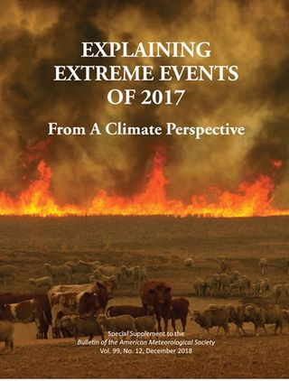 Explicación de los eventos extremos desde una perspectiva climática