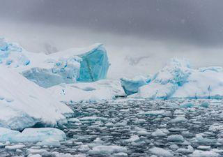 ¡Un calentamiento estratosférico antártico afectó al hemisferio norte!