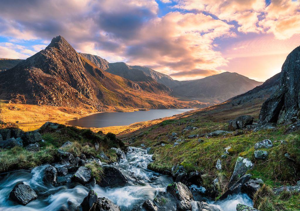 Snowdonia.