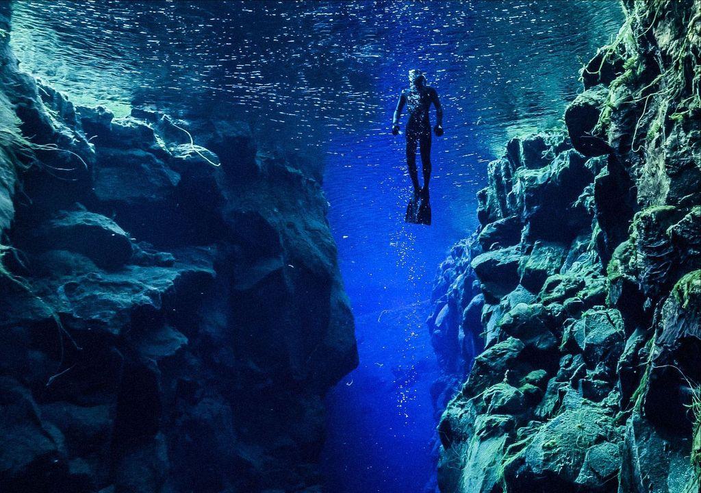 Océano Atlántico surgimiento continentes manto Tierra