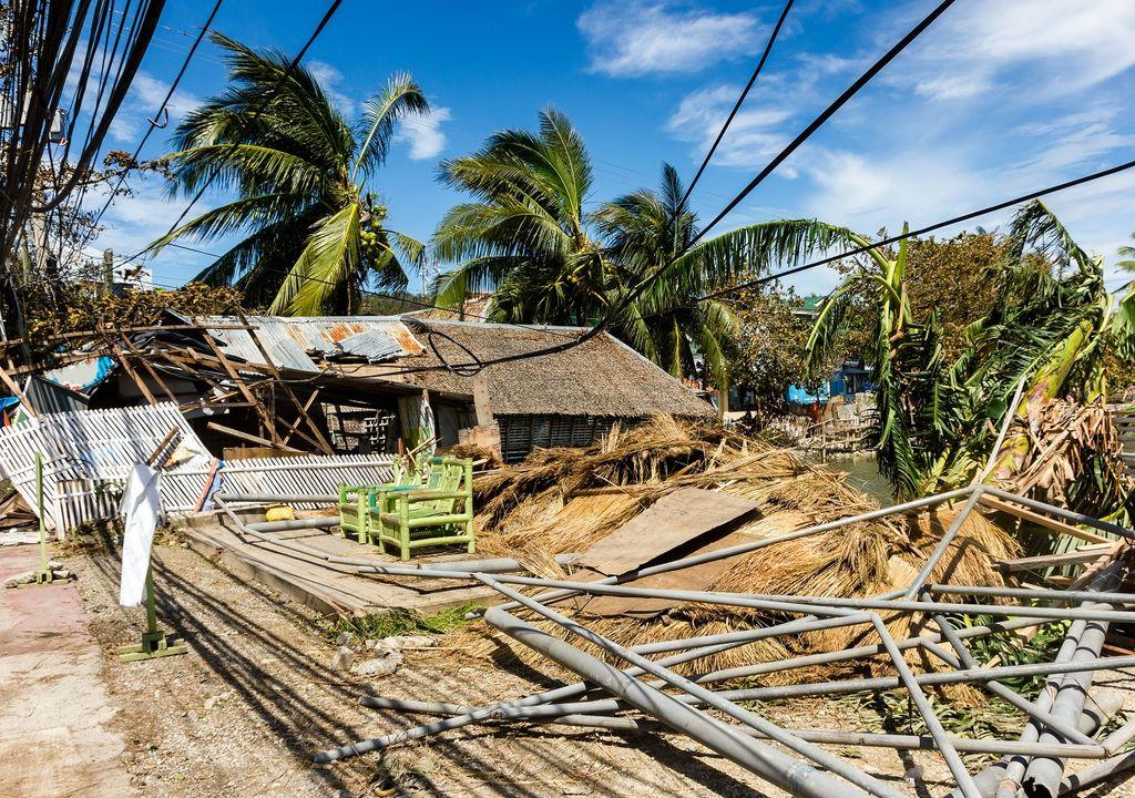 desastre huracán