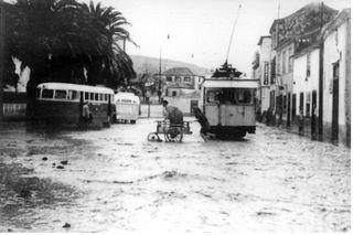 Fenómenos meteorológicos adversos en los años 50, Parte III y final
