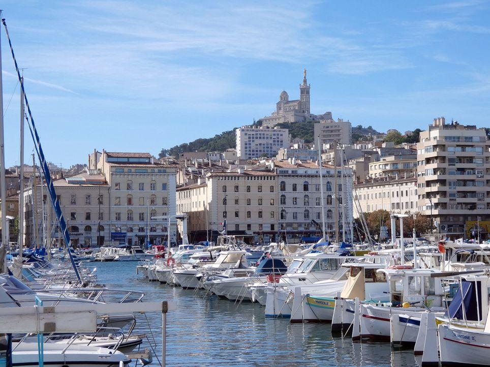 le soleil sera au rendez-vous dimanche à Marseille grâce au Mistral