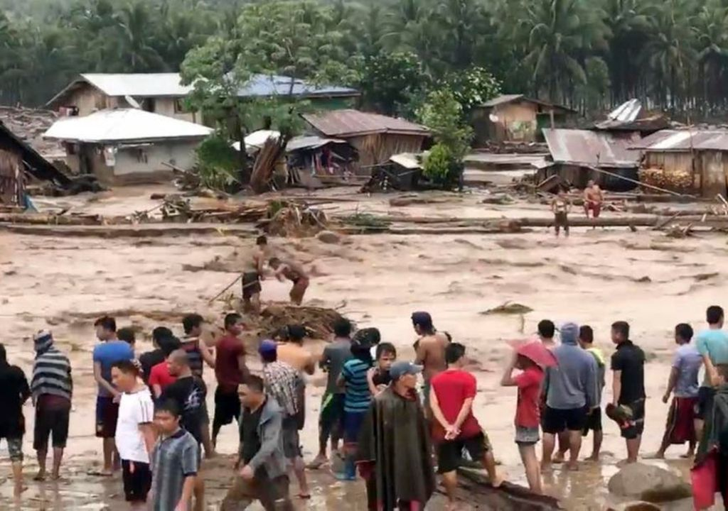 Filipinas, inundações