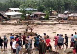 Filipinas: inundações severas, terremoto e milhares de evacuados