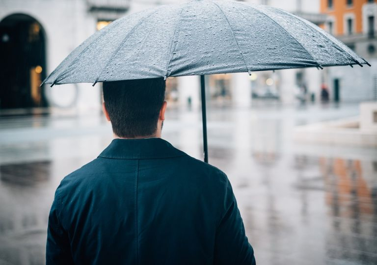 Frente fria, frio, geada, chuva no Sul