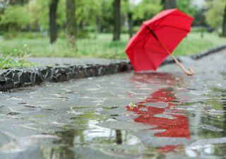 Março arranca com vento forte e muita chuva
