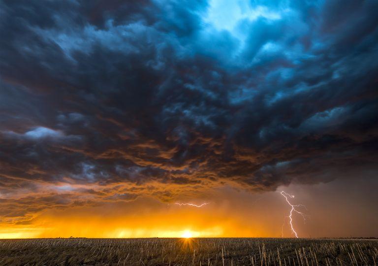 tormenta alerta granizo lluvias pronóstico