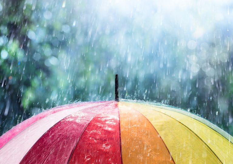 Lluvias tormentas alerta granizo