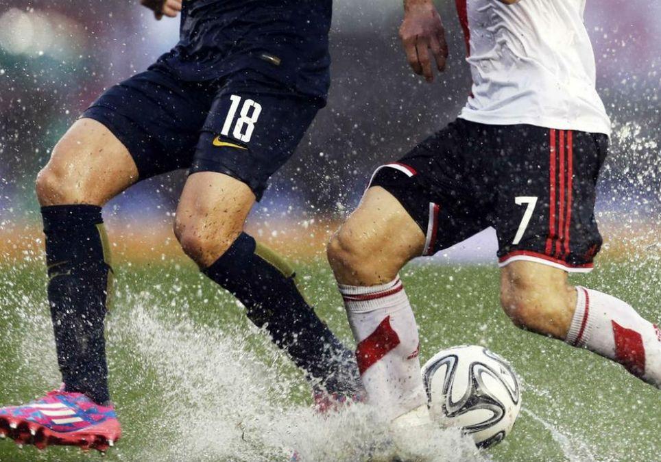 Boca River superfinal final Libertadores lluvias tormentas alerta