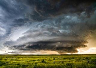 Fin de semana con tormentas fuertes a severas