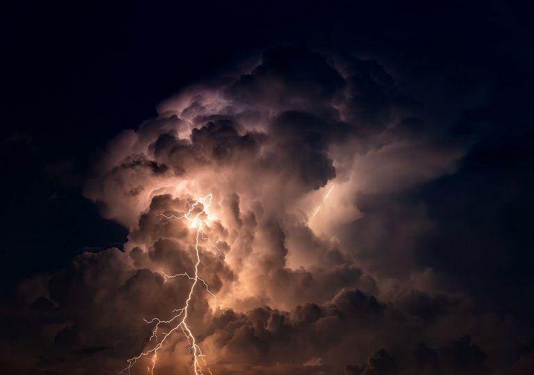 Fin de semana con tormentas en México
