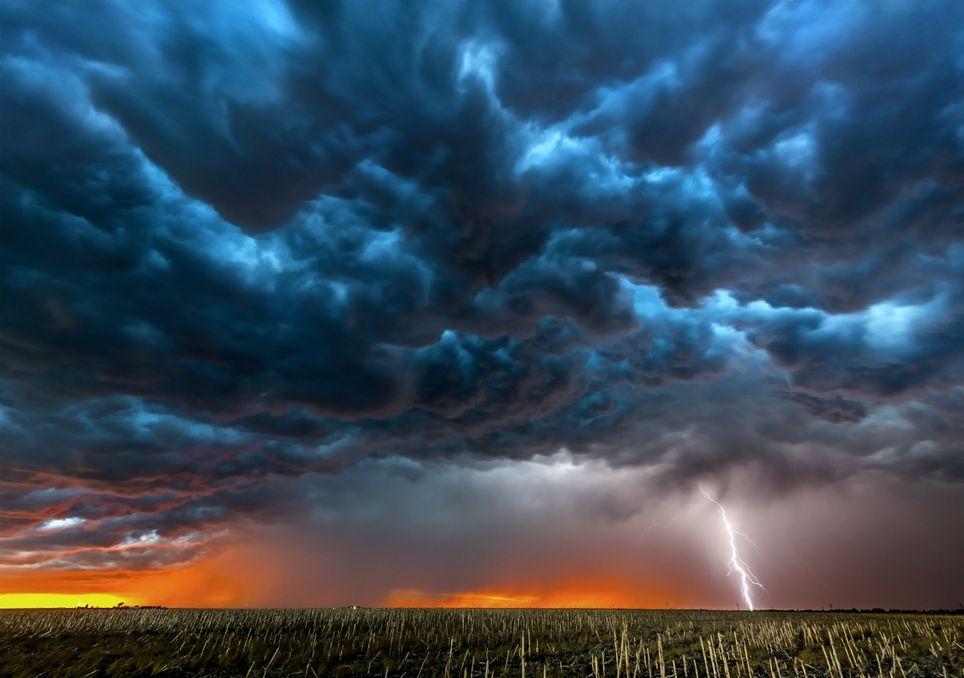 Tormenta pronóstico tiempo clima fin de semana Argentina
