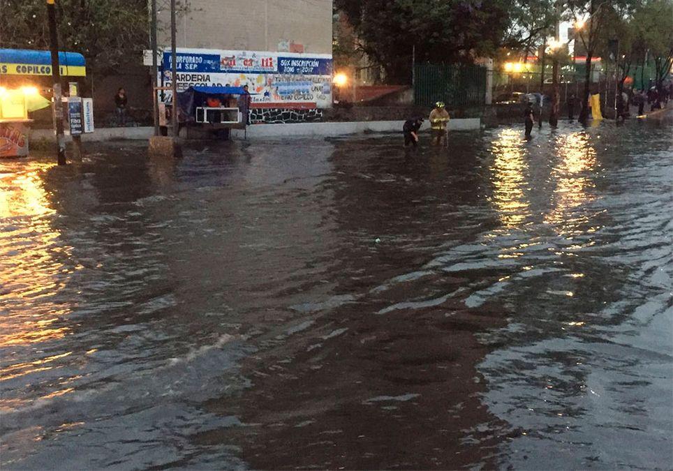 Inundaciones, efectos muy comunes durante la temporada de lluvias