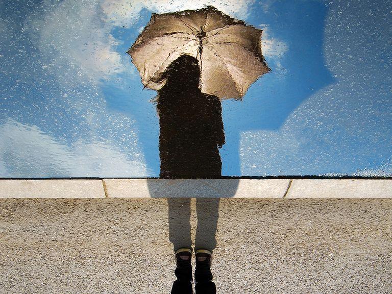 sol y lluvia