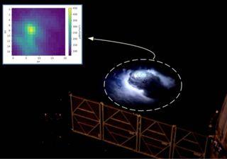 Flash azul no céu: novo fenómeno elétrico descoberto na atmosfera