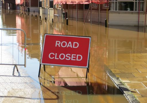 Flood warnings and disruption continue in England