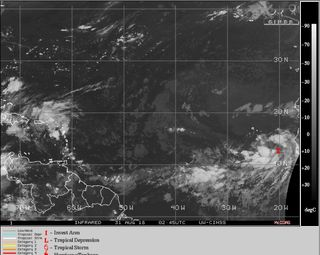 Florence podría ser el próximo ciclón tropical en el Atlántico