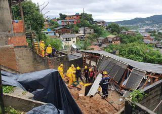 Florianópolis: chuvas, alagamentos, deslizamentos e mortes