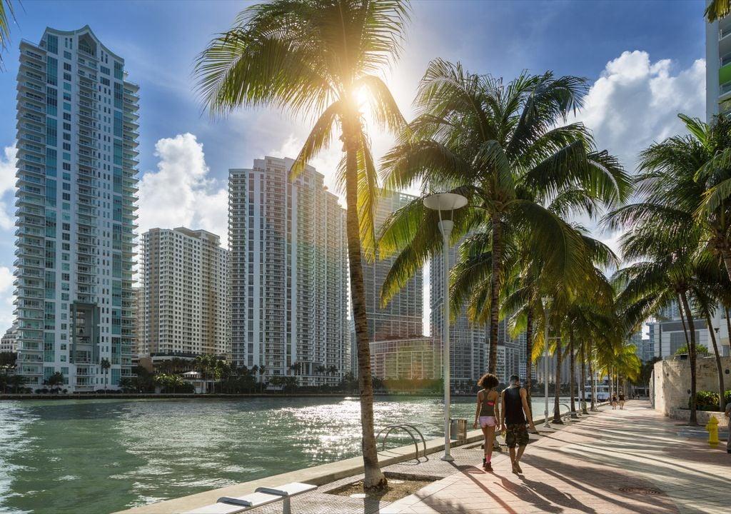 Flórida; Miami; nível do mar; alterações climáticas.