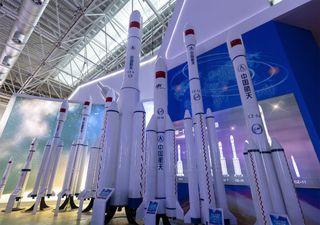 Foguetão chinês pode atingir a Terra este fim de semana