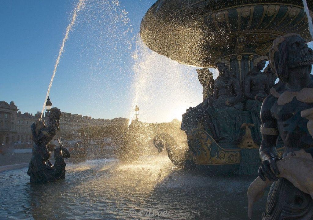 À Paris comme dans de nombreuses villes, les fontaines seront source de fraîcheur en cette période de fortes chaleurs.