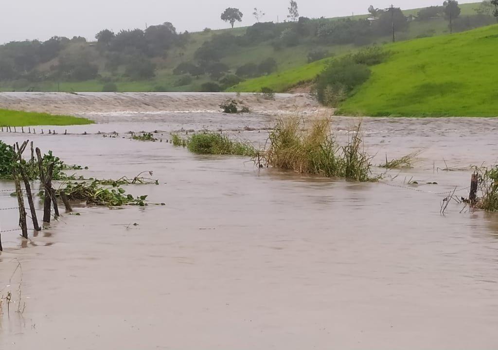 Rompimento barragem Pernambuco
