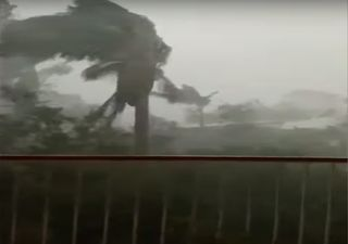 Heavy storms cause problems in Australia