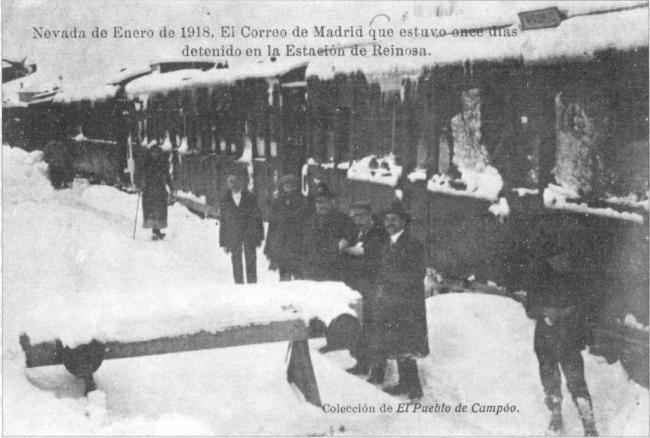 Francisco Hernández Y Su Serie Climatológica De Reinosa (1911-1975)
