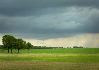 Frente fria avança pelo Sul, mas não proporciona chuvas expressivas