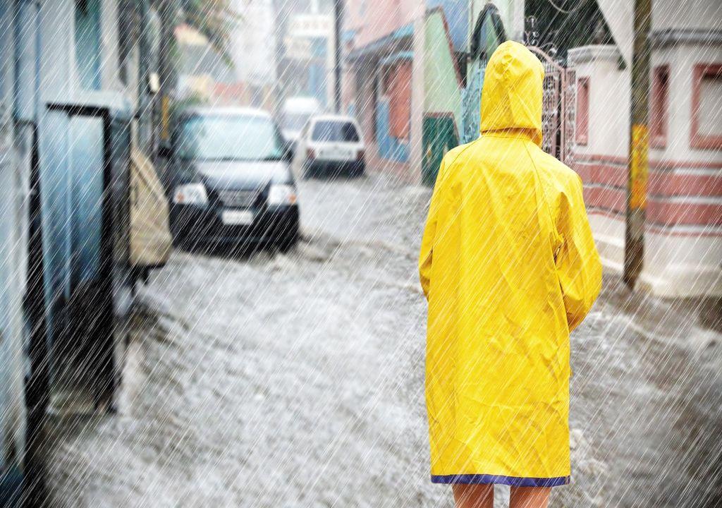 Lluvias en México