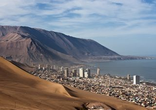 Frente frío dejará chubascos de nieve este fin de semana en Aysén