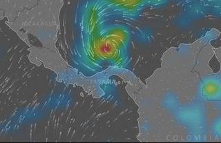 Fuente de datos de modelos numéricos para ciclones tropicales